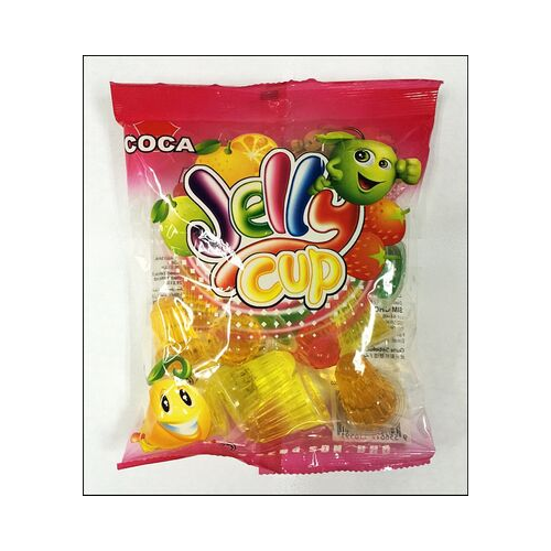 Coca Jelly Cup