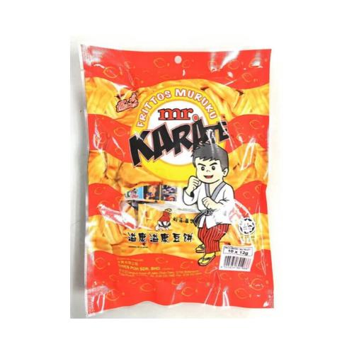 TP Muruku Mr Karate 10's
