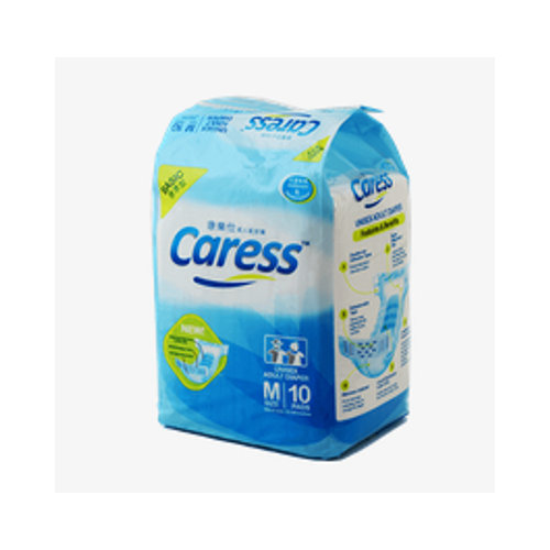 caress basic adult diaper