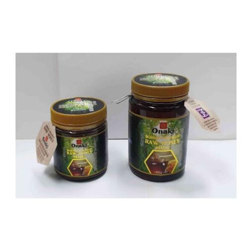 onaki borneo premium raw honey