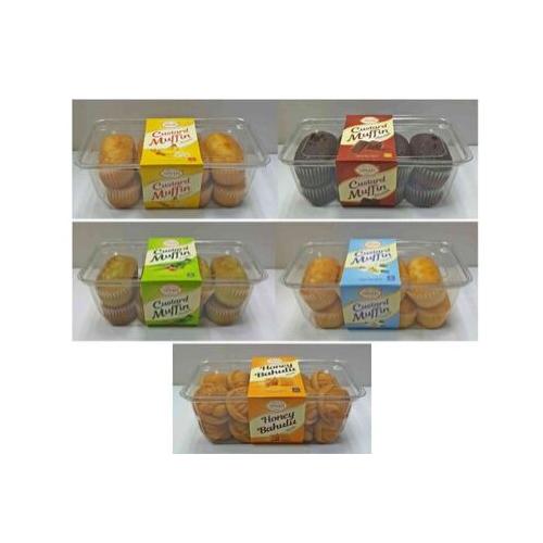 sbb custard muffin _ kuih bahulu