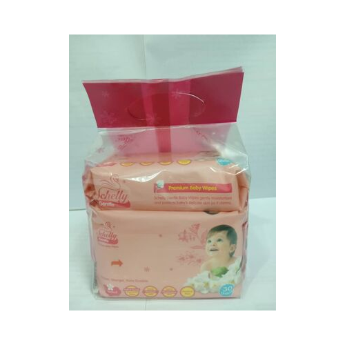 schelly gentle baby wipes