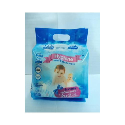 schelly hygene wipes