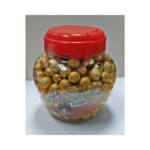 se7en gold ball chocolate