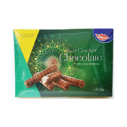 RICE CRACKER CHOCOLATE