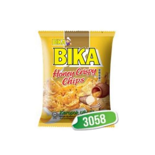 bika honey crispy chips