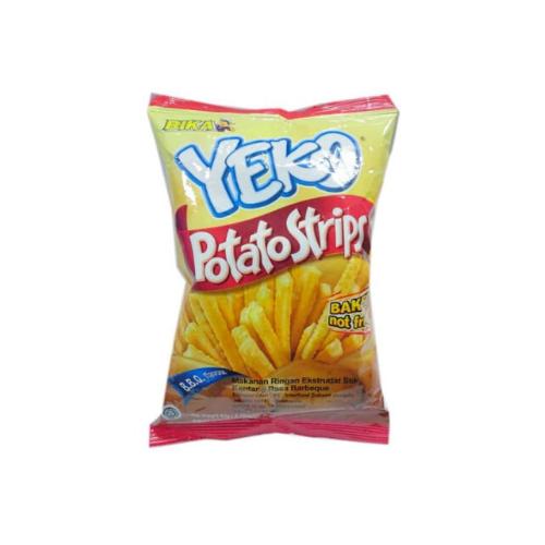 bika yeko potato stick bbq