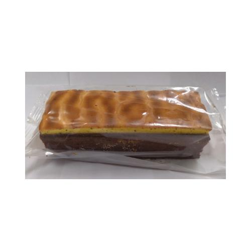 chocolate tiger skin sponge cake