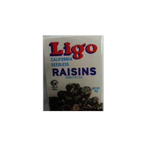 ligo black raisins