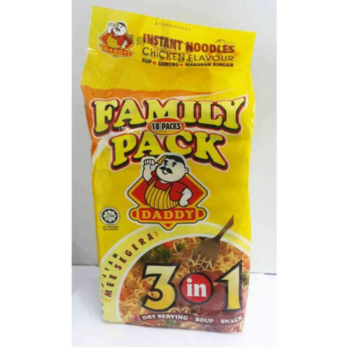 mee daddy family pack