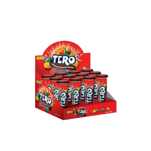 tero chocolate button