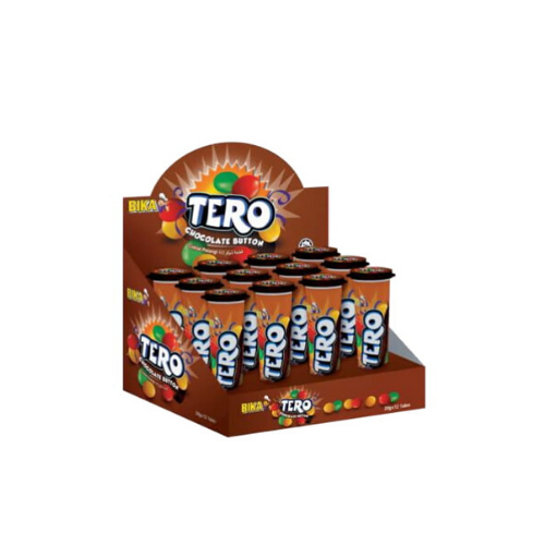 tero chocolate peanut