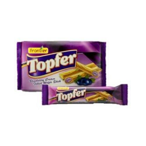 topfer blueberry wafer sticks