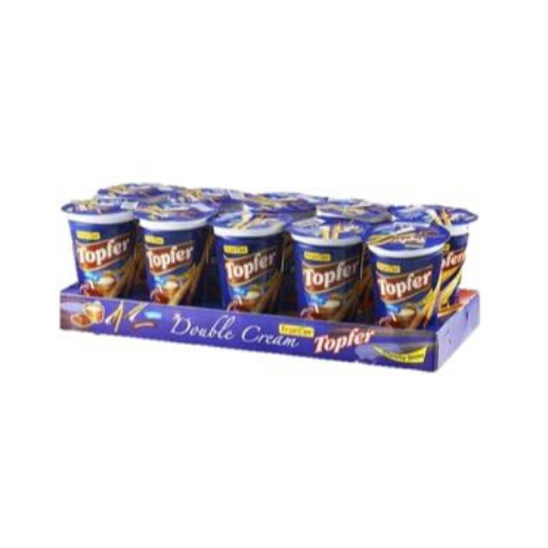 topfer chcolate milk crunch stick