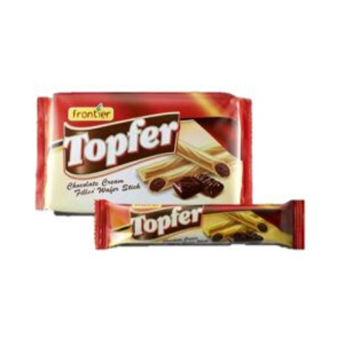 topfer chocolate wafer sticks