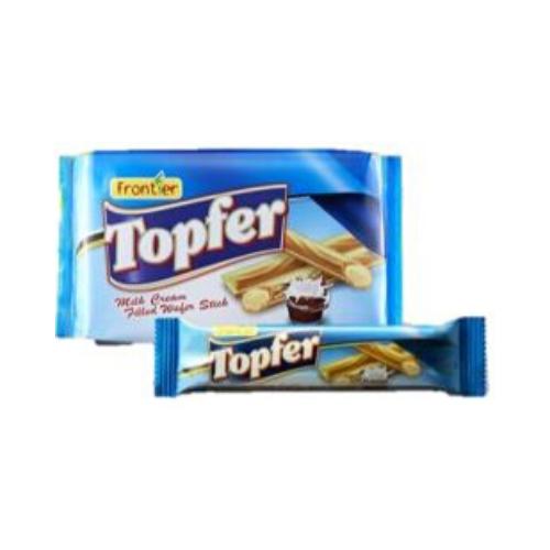 topfer milk wafer sticks