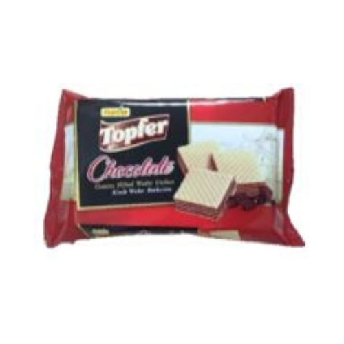topfer wafer cube chocolate 1+1 pack